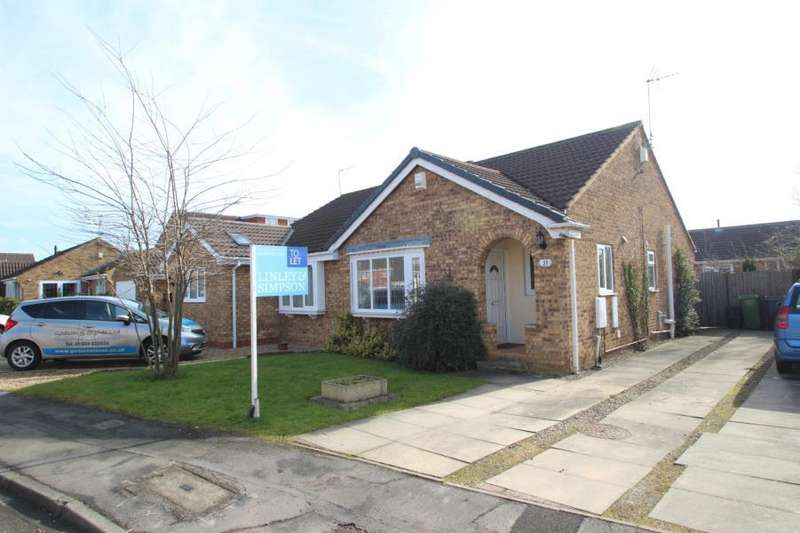 2 Bedrooms Bungalow for sale in CHELKAR WAY, YORK, YO30 5ZH