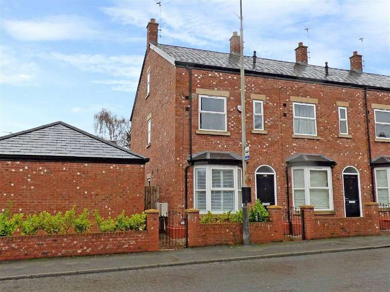 3 Bedrooms End Of Terrace House for rent in Bond Street, Macclesfield, Cheshire