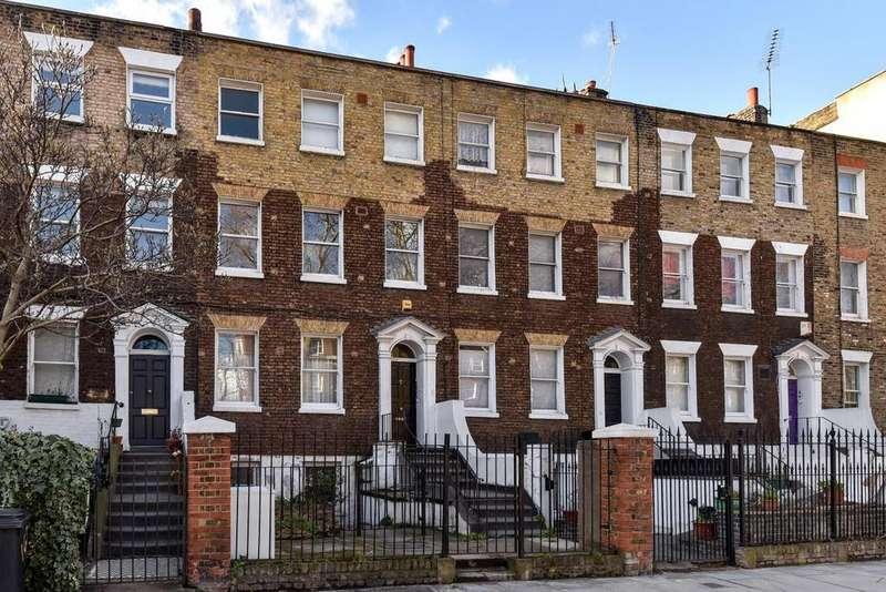 1 Bedroom Flat for sale in Kennington Park Road, Kennington