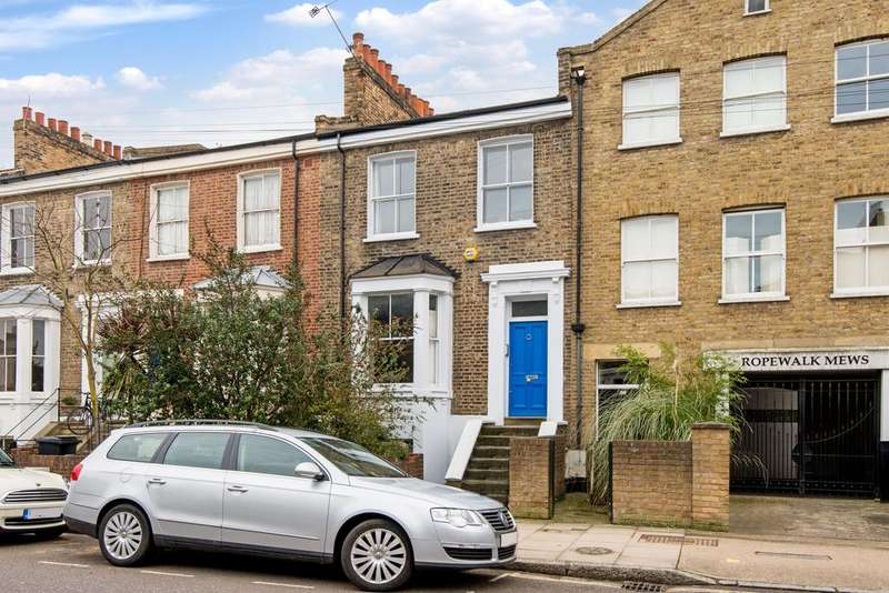 2 Bedrooms Apartment Flat for sale in Middleton Road, Hackney, London E8