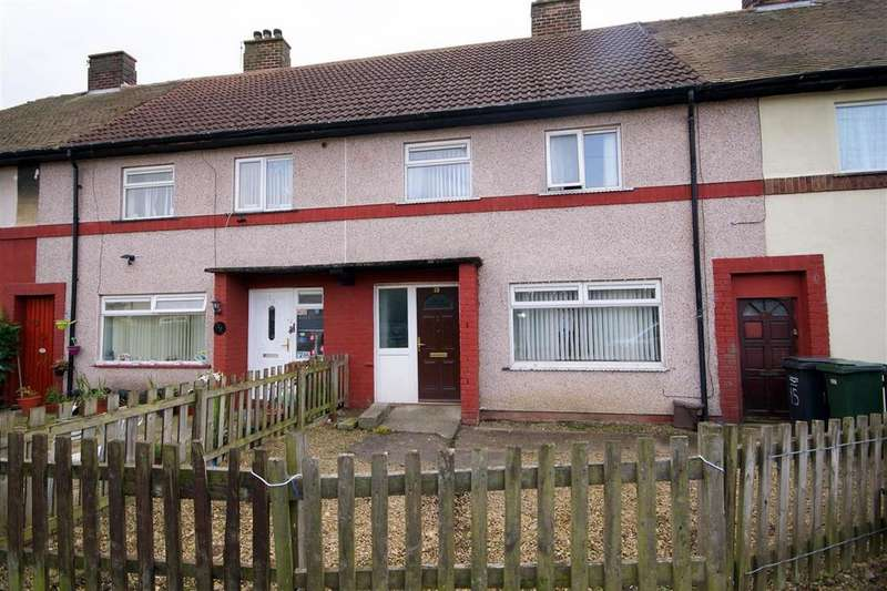 3 Bedrooms Terraced House for sale in Shirley Grove, Halifax