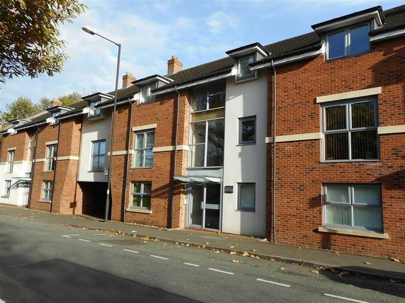2 Bedrooms Flat for sale in Virola Court, Bloxwich, Walsall