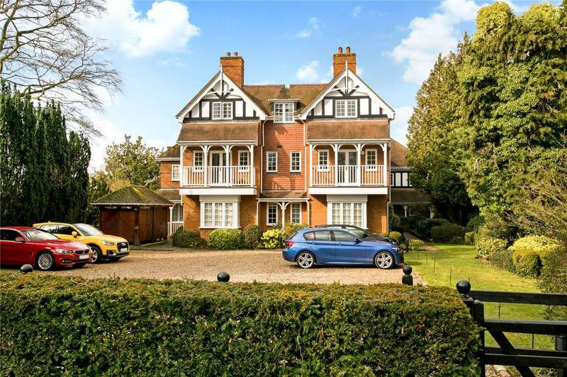 2 Bedrooms Flat for sale in Glenore, Berries Road, Maidenhead, Berkshire, SL6