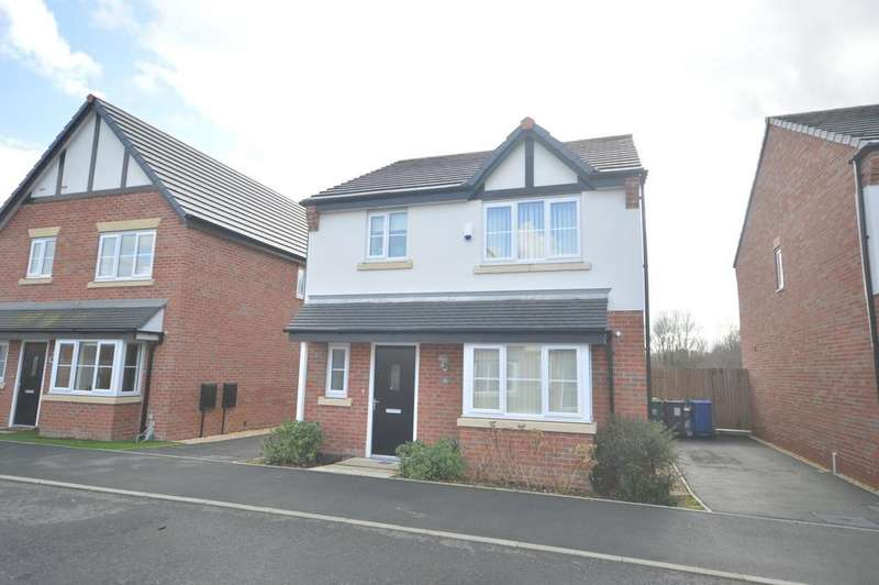 3 Bedrooms Detached House for rent in Emberton Close, Warrington