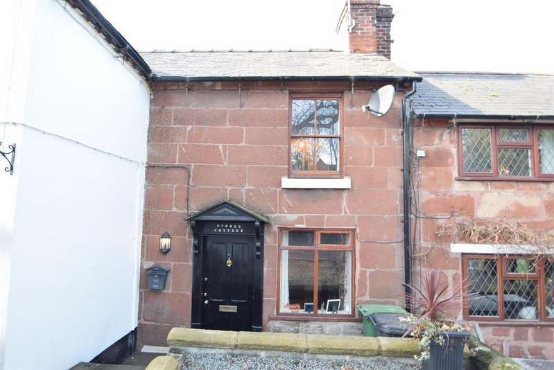 1 Bedroom Terraced House for sale in Stores Cottage, Harmer Hill SY4 3EB