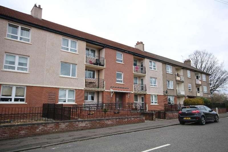 2 Bedrooms Flat for rent in Loanfoot Avenue, Knightswood, Glasgow, G13 3TJ