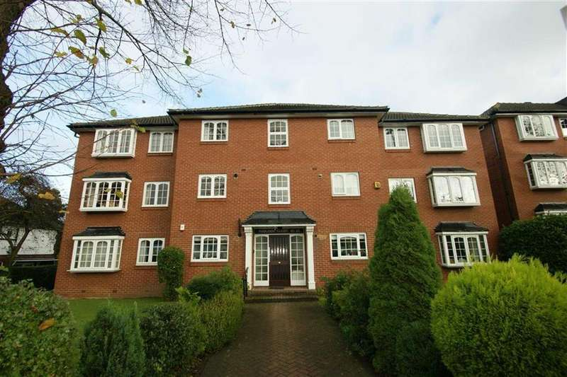 2 Bedrooms Flat for sale in Hadleigh Court, Shadwell Lane, LS17