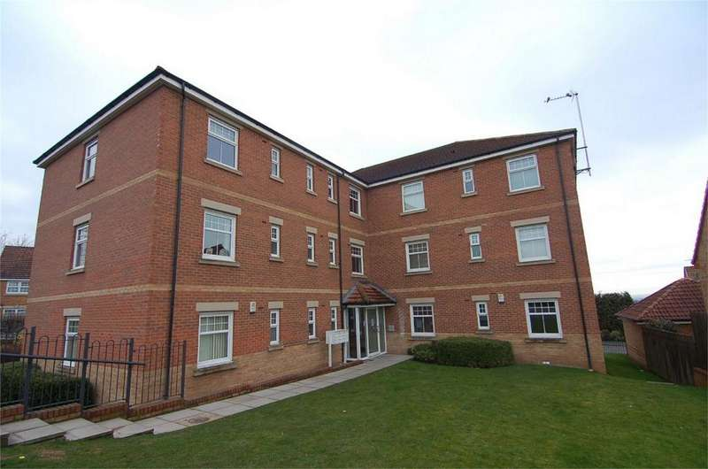 2 Bedrooms Flat for sale in Birchin Bank, Elsecar, BARNSLEY, South Yorkshire