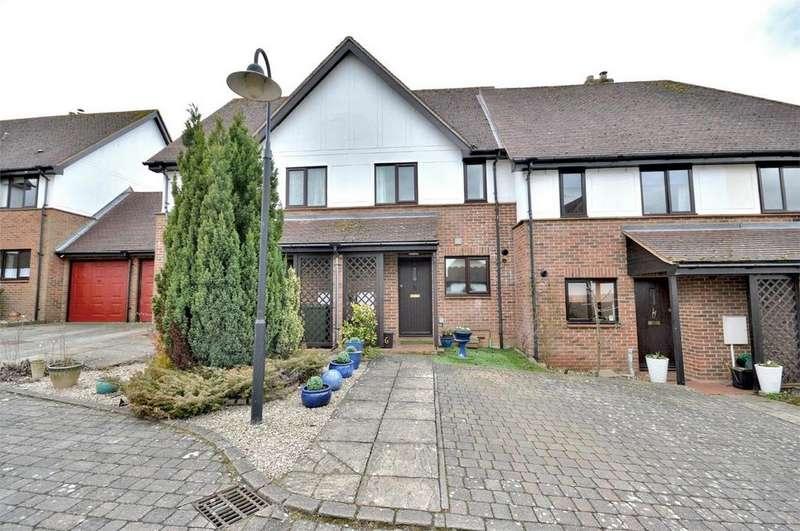 2 Bedrooms Terraced House for sale in 6 Barley Court, Station Street, Saffron Walden