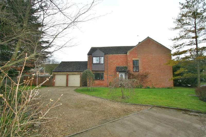 4 Bedrooms Detached House for sale in Ludgershall Road, Piddington, Bicester, Oxfordshire, OX25