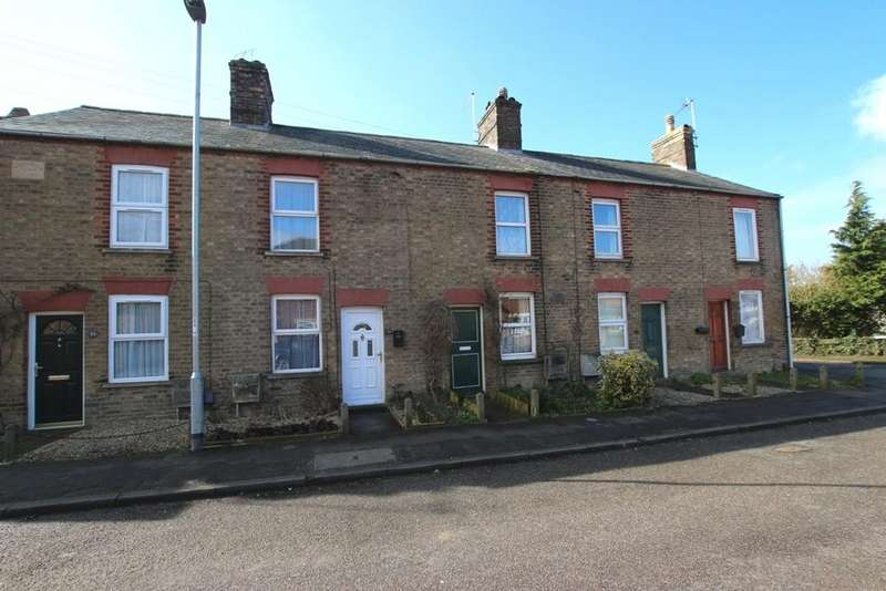 2 Bedrooms Terraced House for sale in West Fen Road, Ely