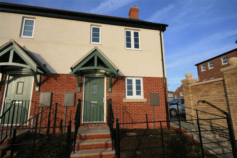 2 Bedrooms End Of Terrace House for sale in The Quadrant, Boston, PE21