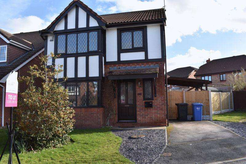 3 Bedrooms Detached House for rent in Clos Dinbych, Bodelwyddan