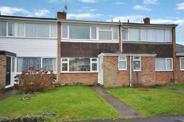 3 Bedrooms Terraced House for sale in Hanwood Close, Woodley, Reading,
