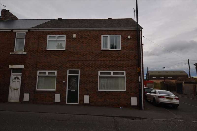 2 Bedrooms End Of Terrace House for rent in Station Road, Hetton le Hole, Houghton le Spring, Tyne Wear, DH5