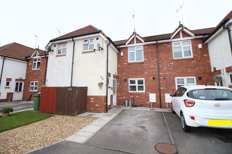 3 Bedrooms Terraced House for sale in Church Mews, Rock Ferry