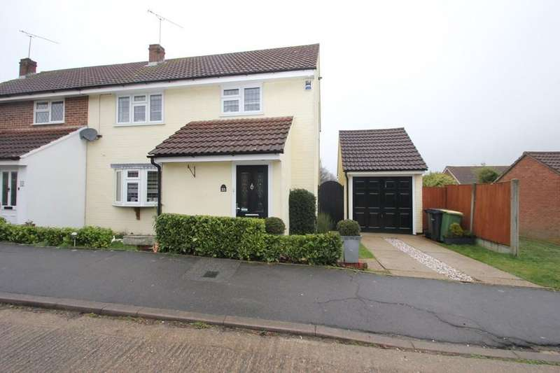 3 Bedrooms Semi Detached House for sale in Buckingham Road, Hockley