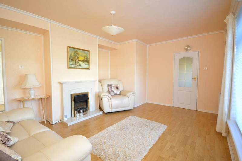 3 Bedrooms Terraced House for sale in Perth Crescent, Mountblow G81 4QQ