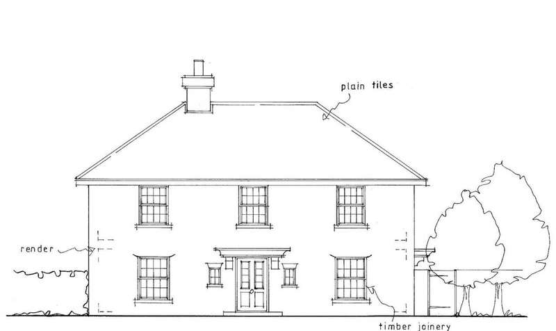 Land Commercial for sale in Building Plot in village location near Andover