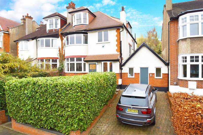 5 Bedrooms Semi Detached House for sale in Alexandra Park Road, Alexandra Park, London