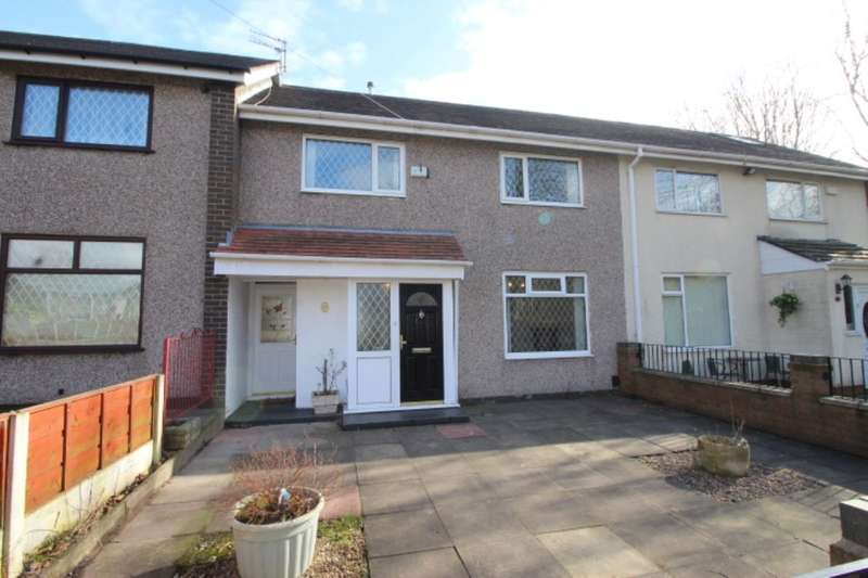 3 Bedrooms Terraced House for sale in Lewes Avenue, Denton, Manchester, M34