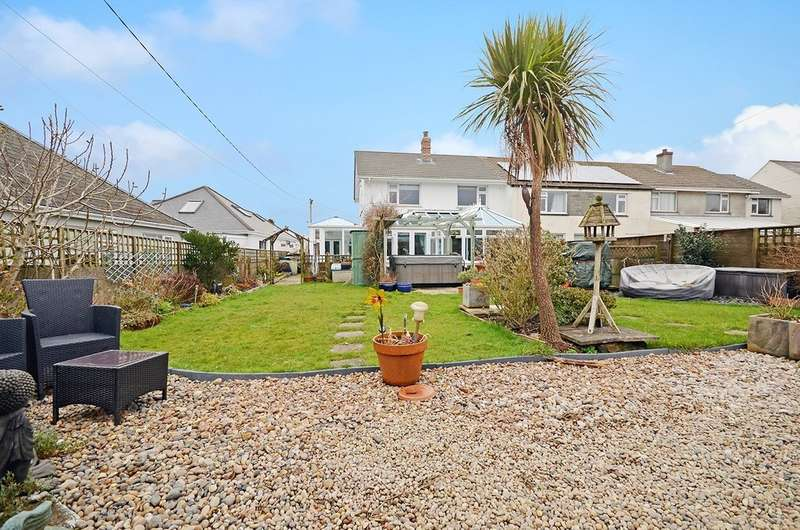 4 Bedrooms End Of Terrace House for sale in Wheal Kitty, St. Agnes