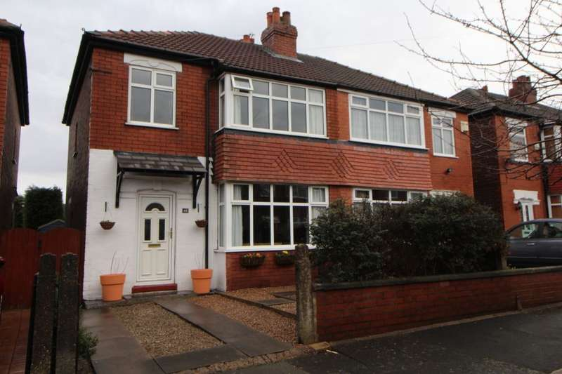 3 Bedrooms Semi Detached House for sale in Ilkley Crescent, Reddish, Stockport, SK5