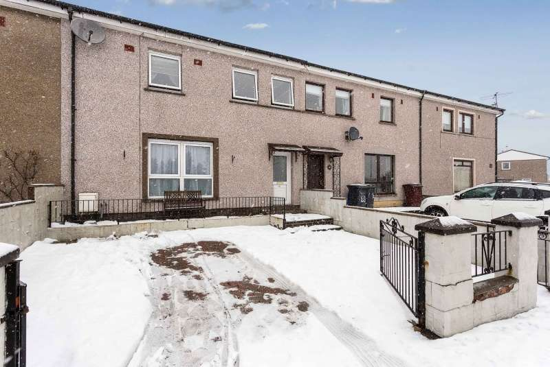 3 Bedrooms Terraced House for sale in St Marys Road, Dundee, Angus, DD3 9HH