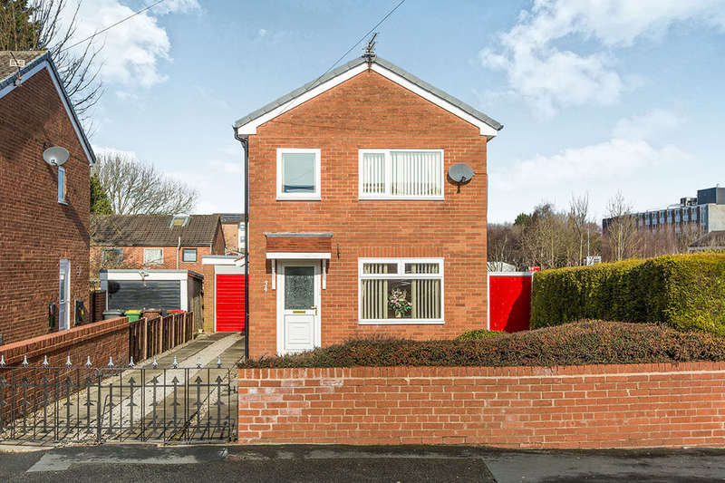 3 Bedrooms Detached House for sale in James Street, Preston, PR1