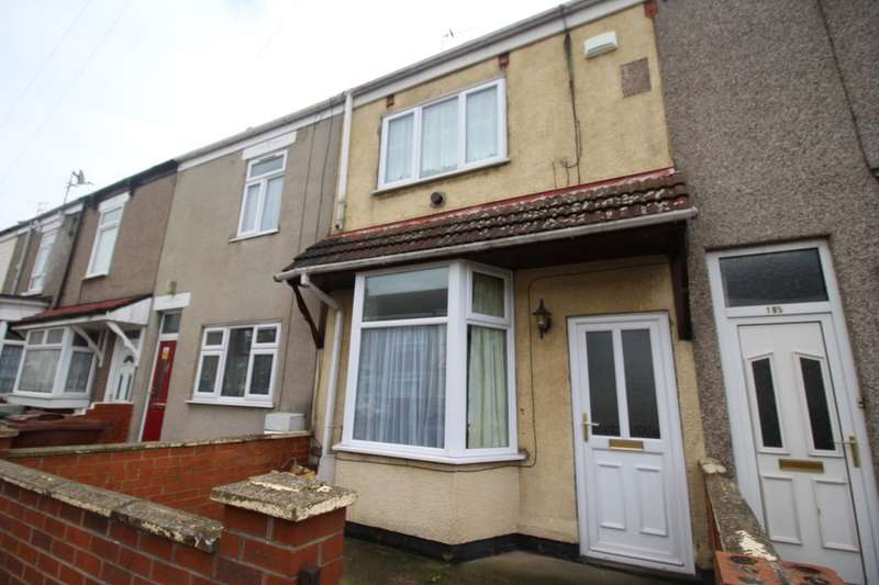 2 Bedrooms Terraced House for sale in Stanley Street, Grimsby, DN32