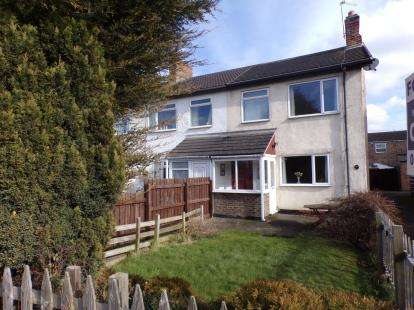 2 Bedrooms Semi Detached House for sale in Railway Terrace, Eaglescliffe, Stockton-On-Tees