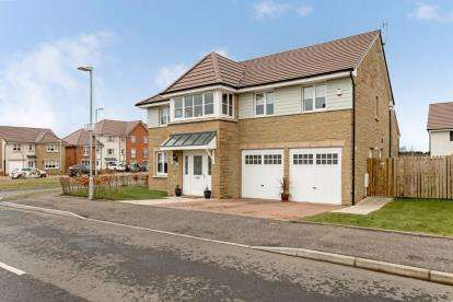 5 Bedrooms Detached House for sale in Foster Crescent, Troon