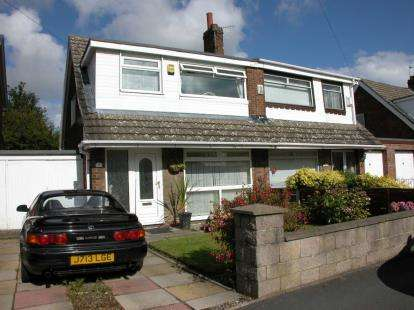 3 Bedrooms Semi Detached House for sale in Moorlands Road, Thornton, Liverpool, Merseyside, L23