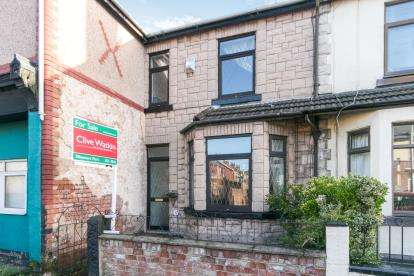 3 Bedrooms Terraced House for sale in Grace Road, Ellesmere Port, Cheshire, CH65