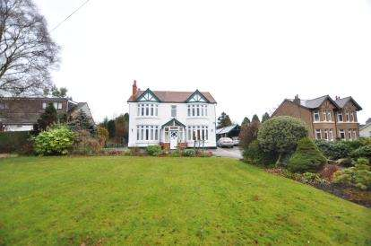 4 Bedrooms Detached House for sale in Sparks Lane, Thingwall, Wirral, CH61