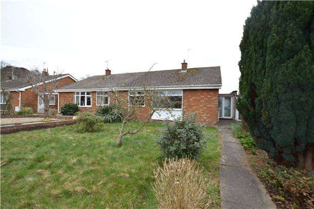 2 Bedrooms Semi Detached Bungalow for sale in Troon, Yate, BRISTOL, BS374HY