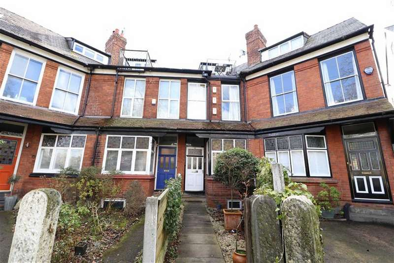 2 Bedrooms Apartment Flat for sale in 35 Claremont Grove, Didsbury, Manchester, M20