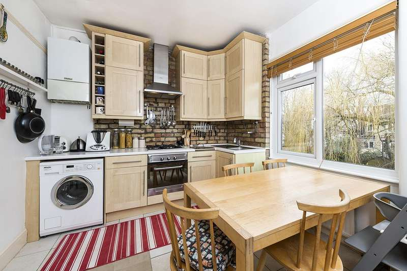 2 Bedrooms Flat for sale in Chislehurst Avenue, N12