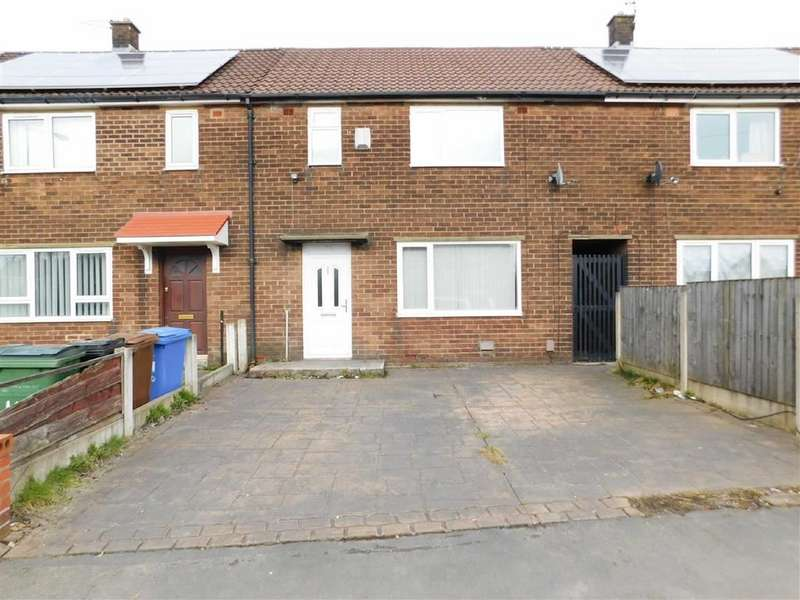 2 Bedrooms Terraced House for sale in Middlesex Road, Brinnington, Stockport