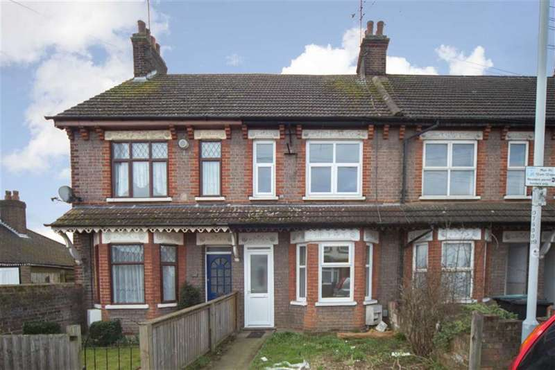 3 Bedrooms Terraced House for sale in Beechwood Road, Luton