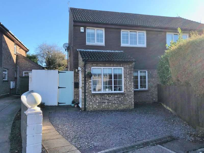 3 Bedrooms Semi Detached House for sale in Conybeare Road, Sully, Penarth. Vale of Glamorgan. CF64 5US