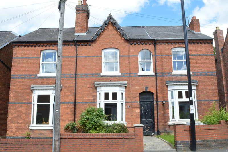 3 Bedrooms Terraced House for sale in Nursery Road, Edgbaston