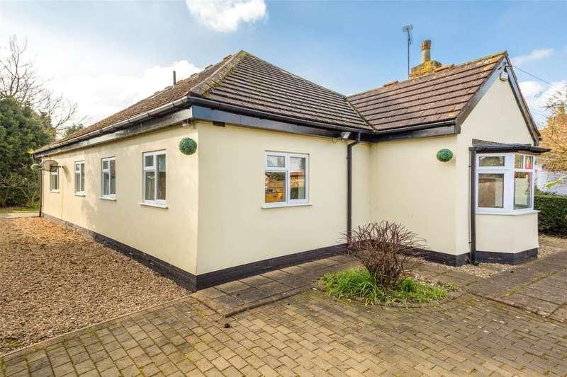 4 Bedrooms Detached Bungalow for rent in Leeds Road, Selby, YO8