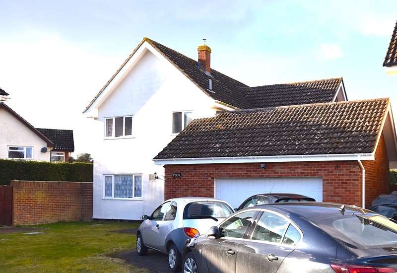 4 Bedrooms Detached House for sale in The Ridings, Leavenheath, Suffolk, CO6
