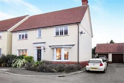 4 Bedrooms House for rent in St.Peters Walk, Great Totham