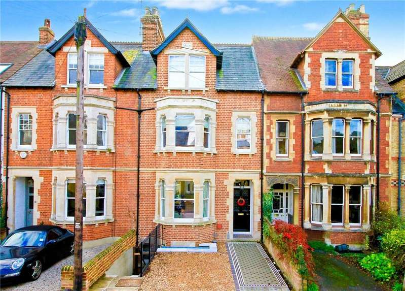 6 Bedrooms House for sale in Beech Croft Road, Oxford, Oxfordshire, OX2