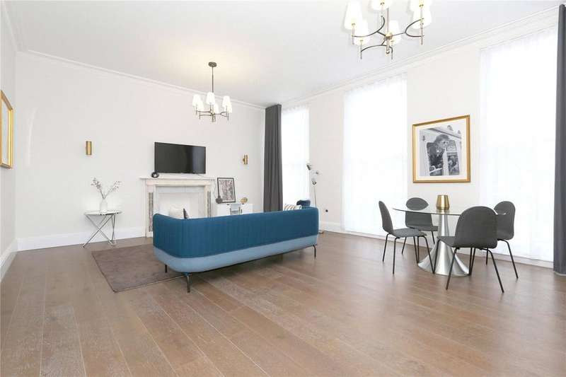 2 Bedrooms Flat for rent in Lincoln's Inn Fields, Holborn, London, WC2A