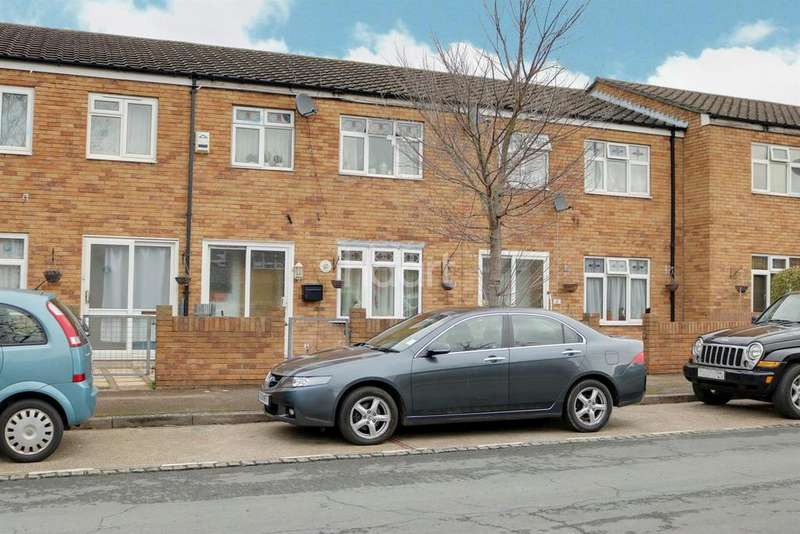 3 Bedrooms Terraced House for sale in Howards Road, Plaistow
