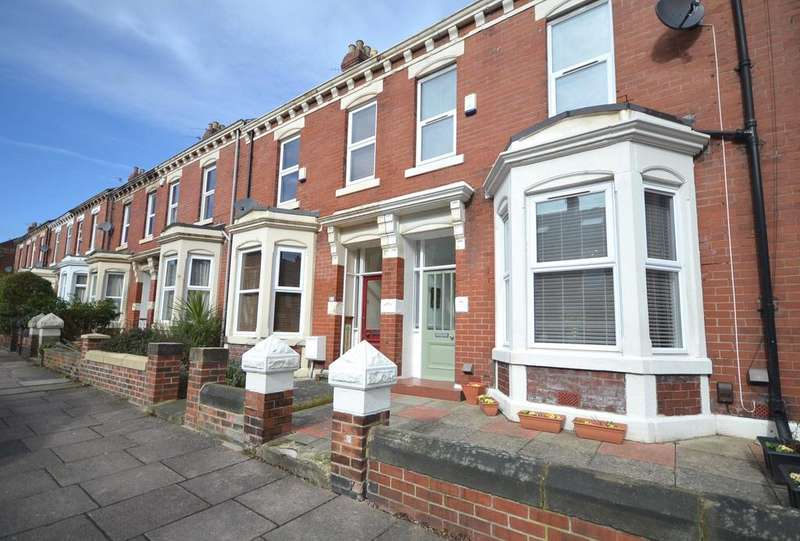 4 Bedrooms Terraced House for sale in Heaton