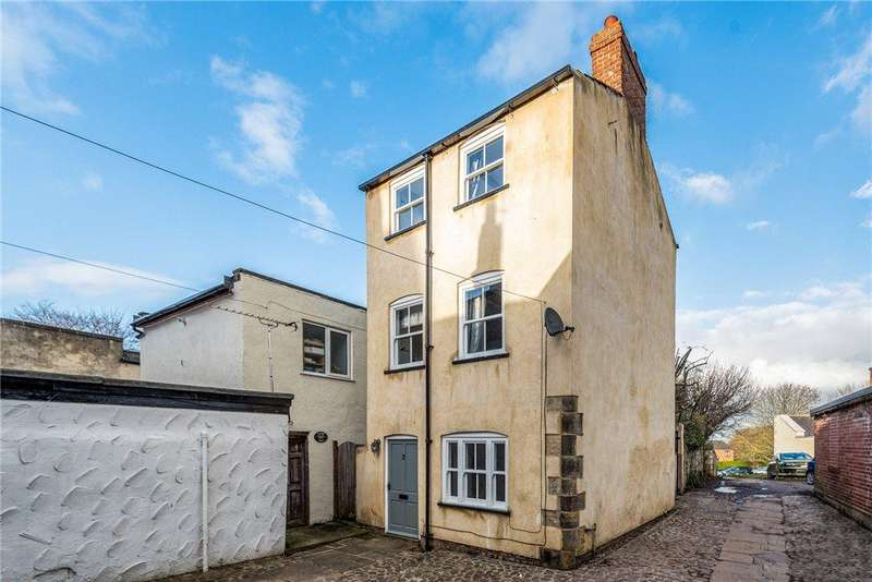 3 Bedrooms Unique Property for rent in Anchor Yard, Knaresborough, North Yorkshire